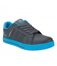 Vostro B169 Dark Grey Blue Men Casual Shoes VSS0153